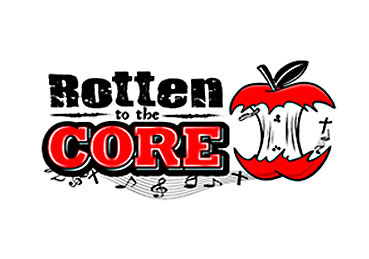 Rotten to the Core Logo