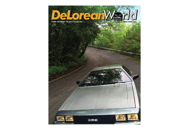 DeLorean Cover