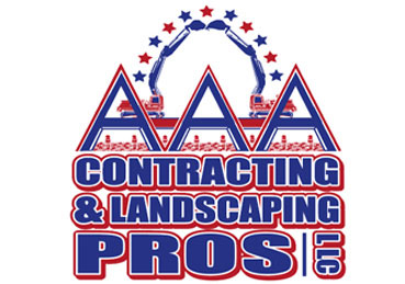 Contracting and Landscaping Graphic