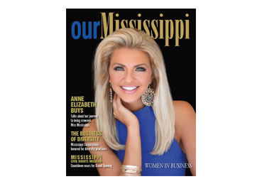 Our Mississippi Cover Design