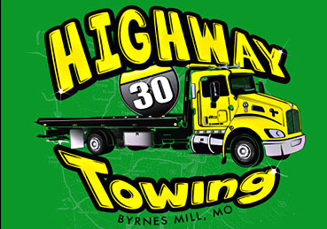 Towing Shirt Byrnes Mill