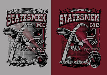 Motorcycle Club Design